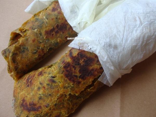 Healthy Dinner Ideas: Mixed Vegetable Paratha Recipe