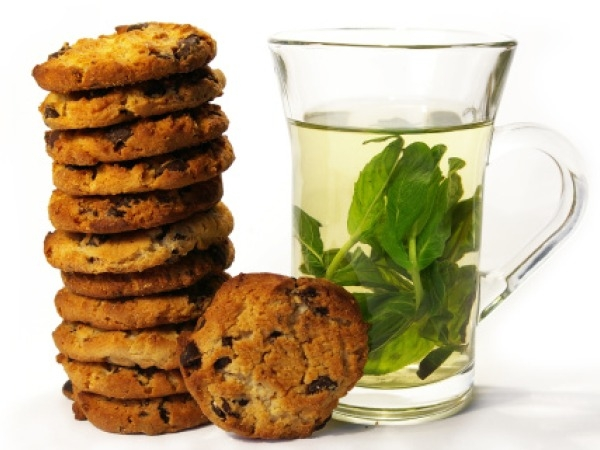 Healthy Tea Recipe: Mint Tea (Pudhina Chai)
