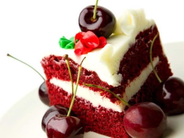 Red Velvet Cup Cake With A Healthy Twist