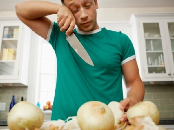 You Ask, We Answer: Why Tears Fall When Cutting Onions