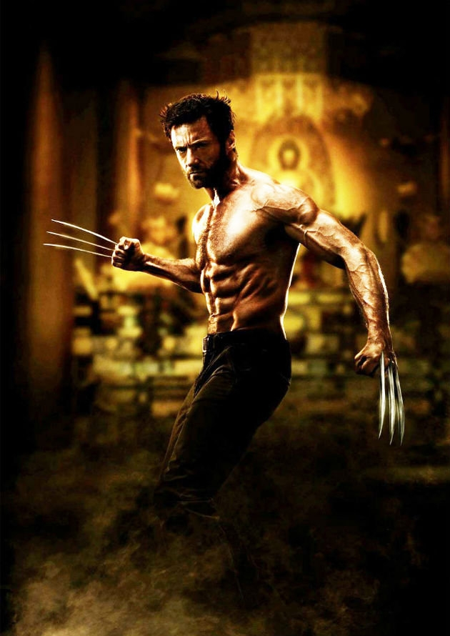 Celebrity Fitness: Get A Body Like 'The Wolverine'
