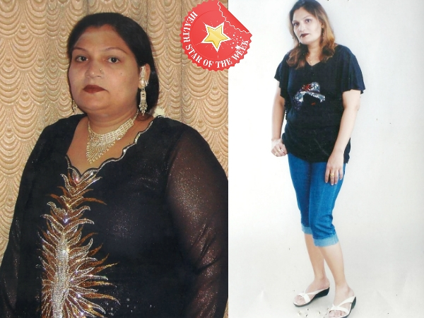 Health Star Of The Week: Asiya Momin's Battles Baby Fat