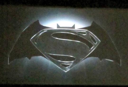 Superman Vs Batman in Man Of Steel 2