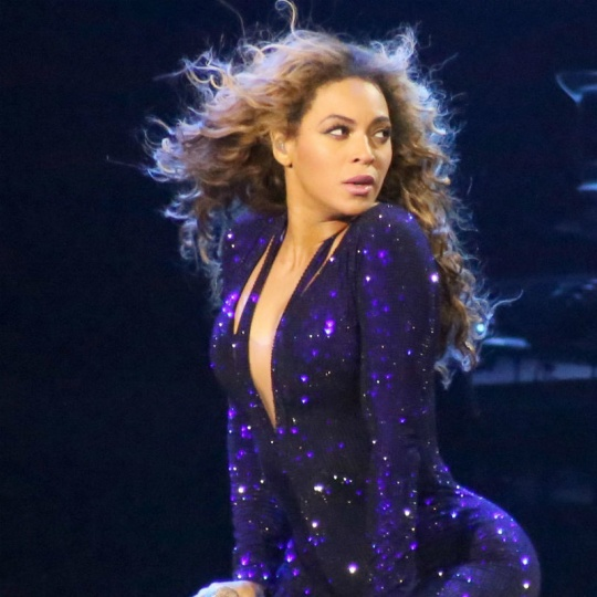 Beyonce Gets New 'Model' Stepmum