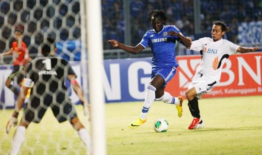 Chelsea Thrash Indonesia All-Stars 8-1