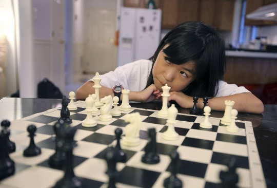 Carissa Yip: Youngest Chess Master