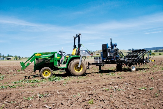 Driverless Tractors Become a First in Farming