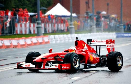 Austrian Grand Prix to Return in 2014