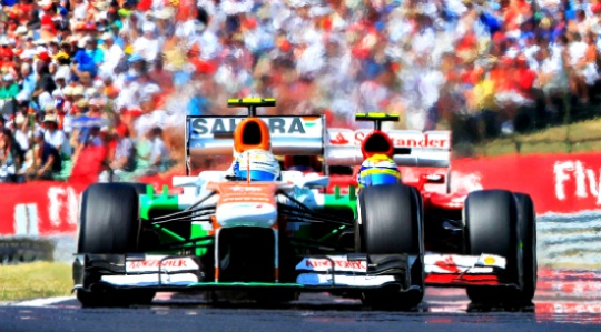 Indian F1 Grand Prix Faces Axe in 2014