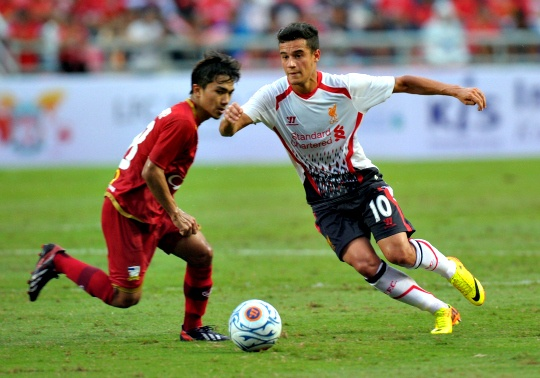 Liverpool Complete Asian Tour With Win