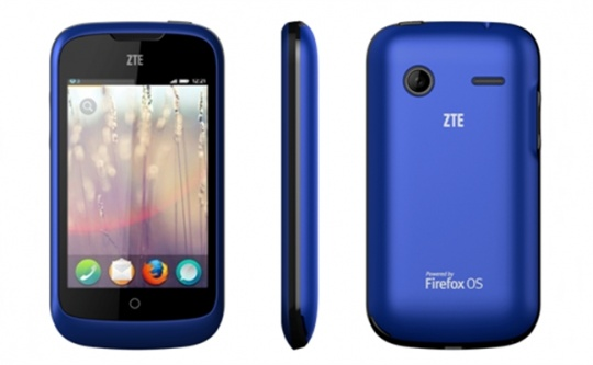 World's First Firefox OS Smartphone Hits Stores