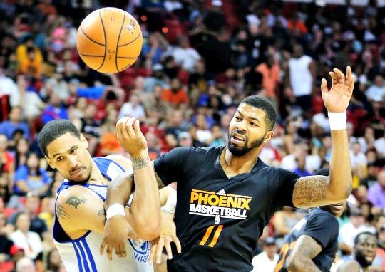 Golden State Warriors Win NBA Summer League
