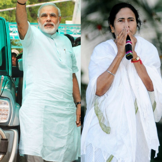 Modi, Mamata Attract British Biographer