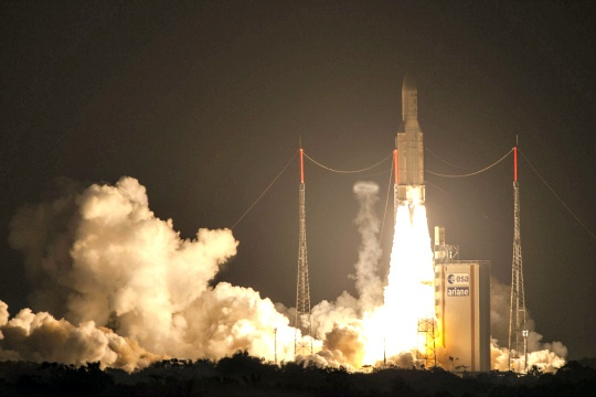 Fast, Cheap Internet Satellites Launched