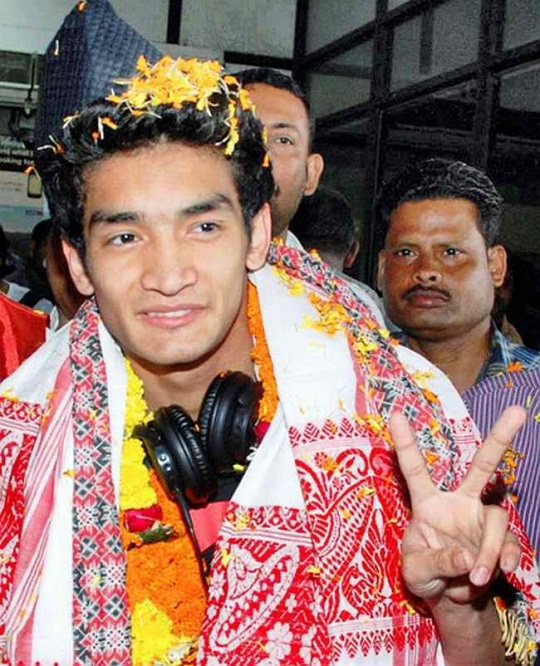 Shiva Thapa