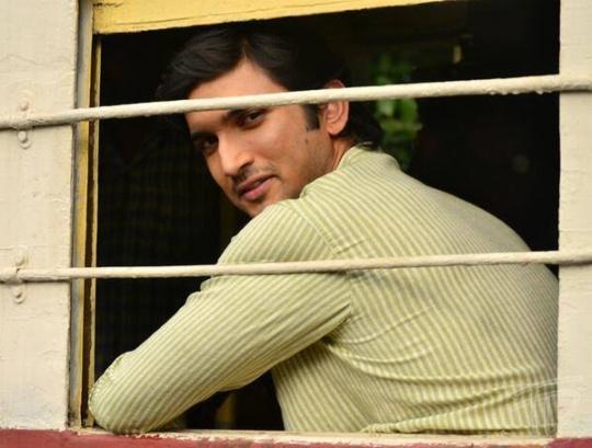 Sushant Singh Rajput in Detective Byomkesh Bakshi