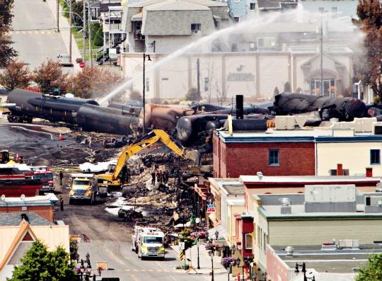 Criminal Probe in Canada Train Crash