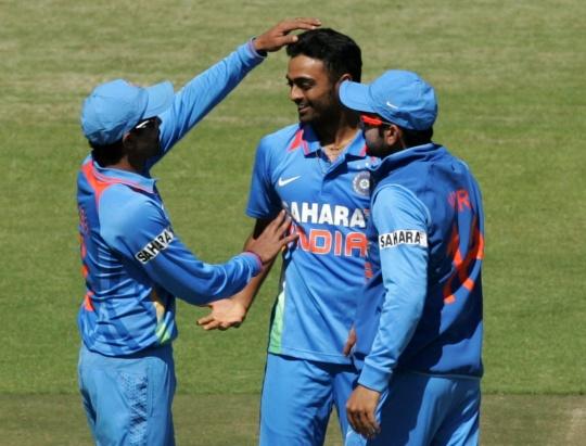 India Aim to Dominate Zimbabwe Again