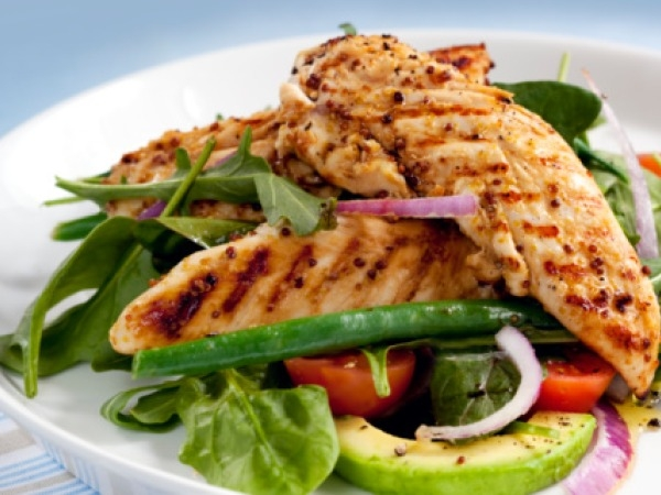 Father's Day Special: Grilled Chicken With Mango Sauce