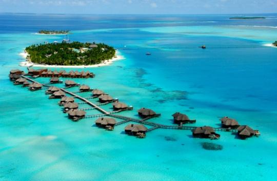 Maldives to Get Space-Age Underwater Hotel