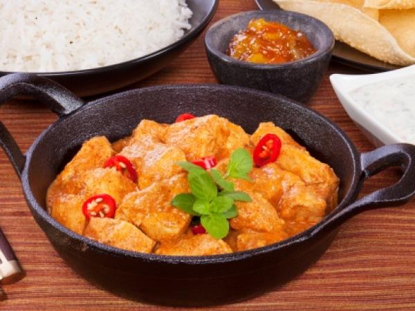 India Dishes: Ripe Mango Curd Curry