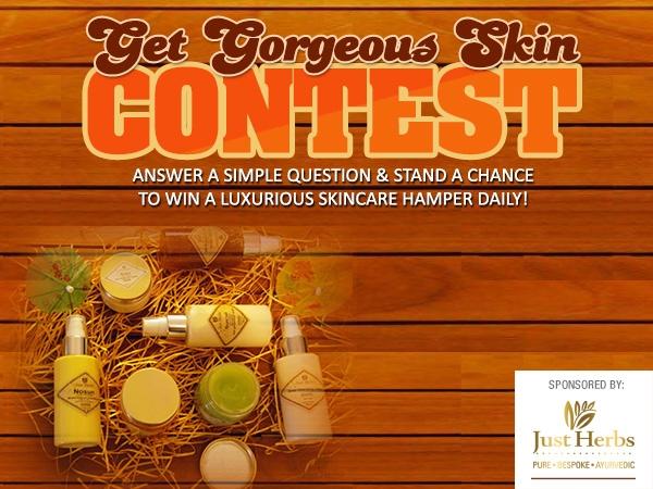 Get Gorgeous Skin Contest!