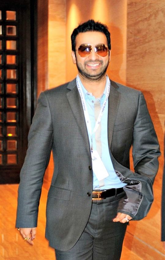 BCCI Suspends Rajasthan Royals Co-Owner Raj Kundra