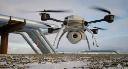 Aeryon Scout Small Unmanned Aerial Systems