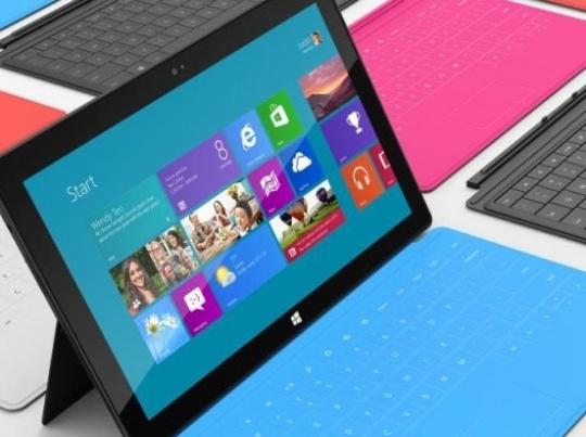 Microsoft's Surface