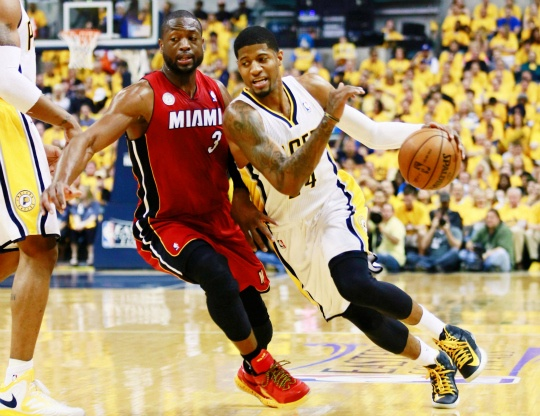 Pacers Down Heat to Force Game Seven