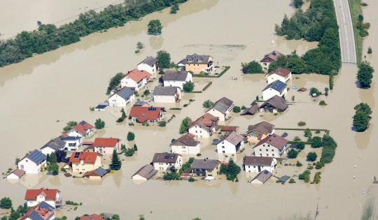 Europe Braces for Flood Surge