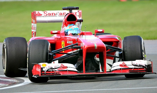 Formula One to Introduce New Side Impact System
