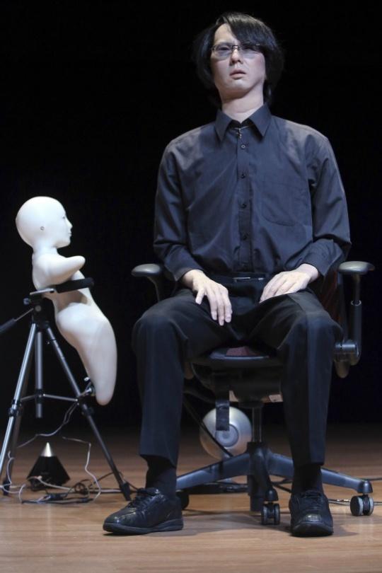 Body-Double Robot
