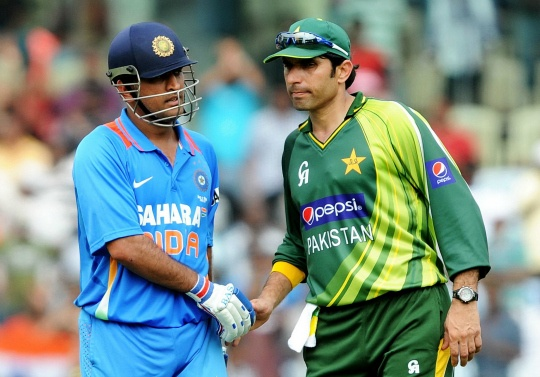 Only Pride at Stake as India Face Pakistan