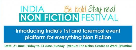 India Non-Fiction Festival