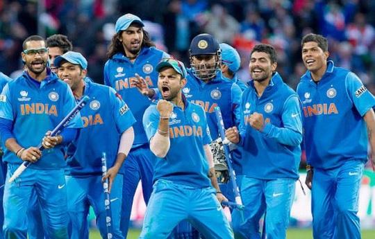 India celebrates CT triumph