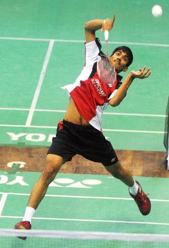 Srikanth Wins Thailand Open Grand Prix