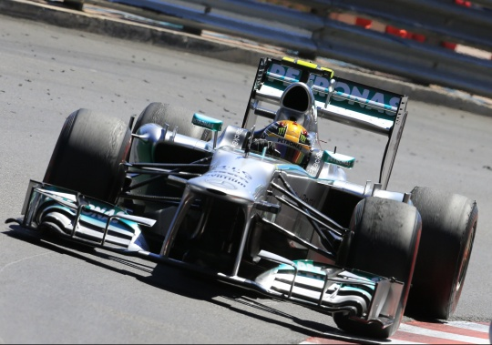 Hamilton, Mercedes May Be Banned from F1