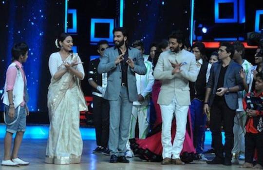 India's Dancing SuperStar