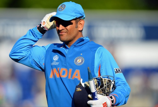 Team Only Focussed On CT: Dhoni