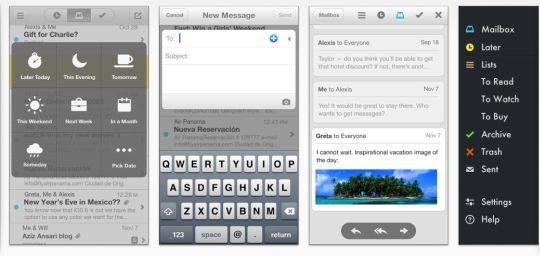 mail box app