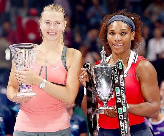Maria, Serena