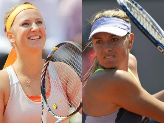 Maria, Vika Braced for 'Intense' Battle