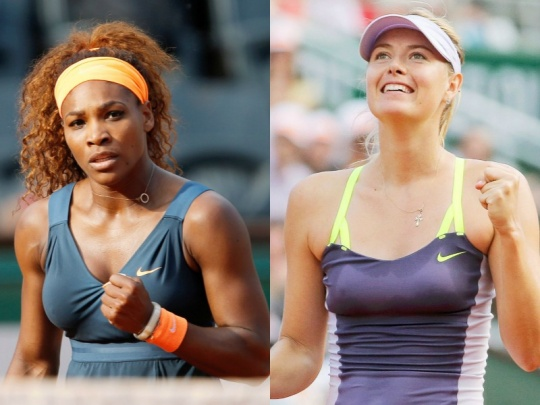Payback Time for Serena at French Open