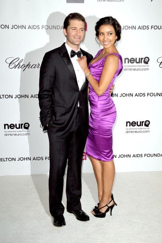 Matthew Morrison Engaged to Renee Puente
