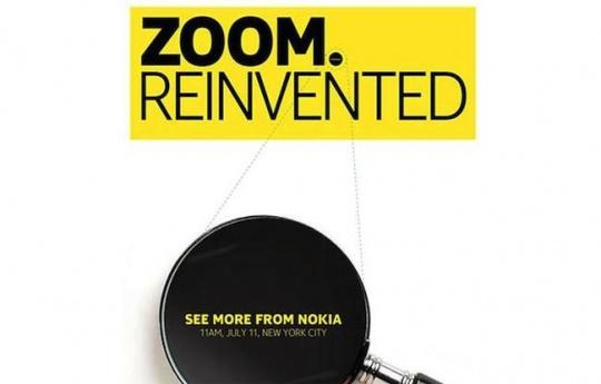 Nokia EOS Press Invite