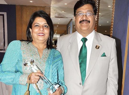 Priyanka Chopra's parents - Ashok and Madhu Chopra