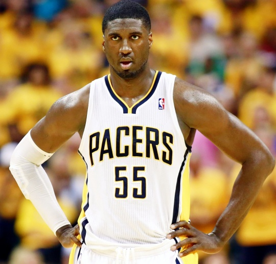Roy Hibbert Fined for Anti-Gay Remarks