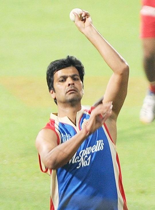 Not managed by Rhiti: R P Singh