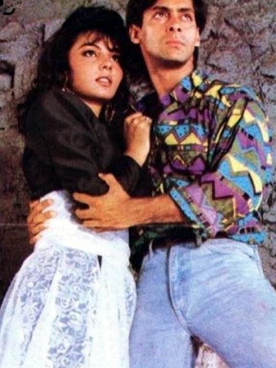 Salman Khan, Somy Ali